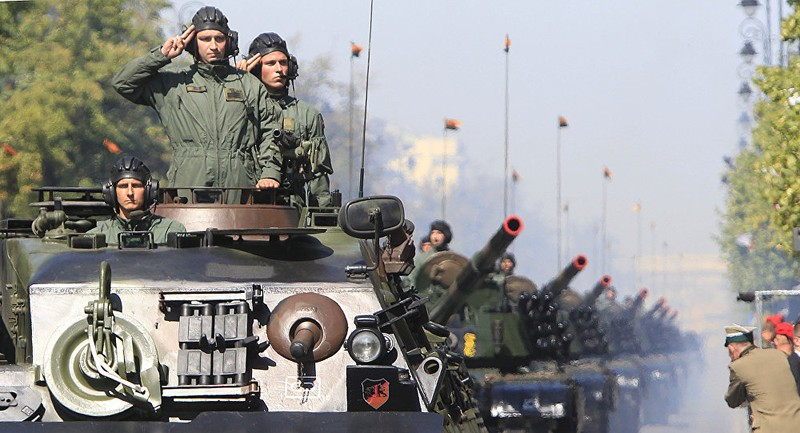 Lo ngại nước Nga, Ba Lan tăng cường vũ trang - ảnh 1