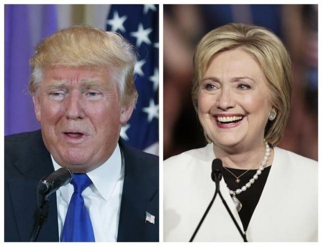 Cử tri Mỹ sẽ chọn ông Trump để ngăn bà Clinton? - ảnh 1