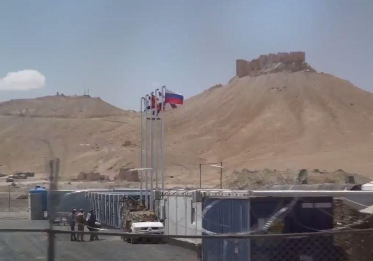Nga bị tố lập căn cứ quân sự tại TP cổ Syria - ảnh 1