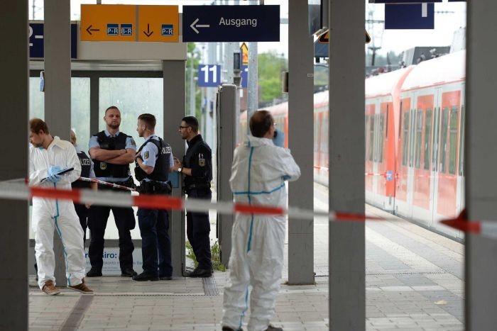 Tấn công bằng dao tại Đức, một nạn nhân thiệt mạng - ảnh 1