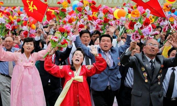 Triều Tiên diễu binh quy mô lớn mừng đại hội đảng kết thúc - ảnh 4