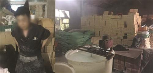 Báo động hơn 10 tấn sứa làm bằng hóa chất tại Trung Quốc - ảnh 1