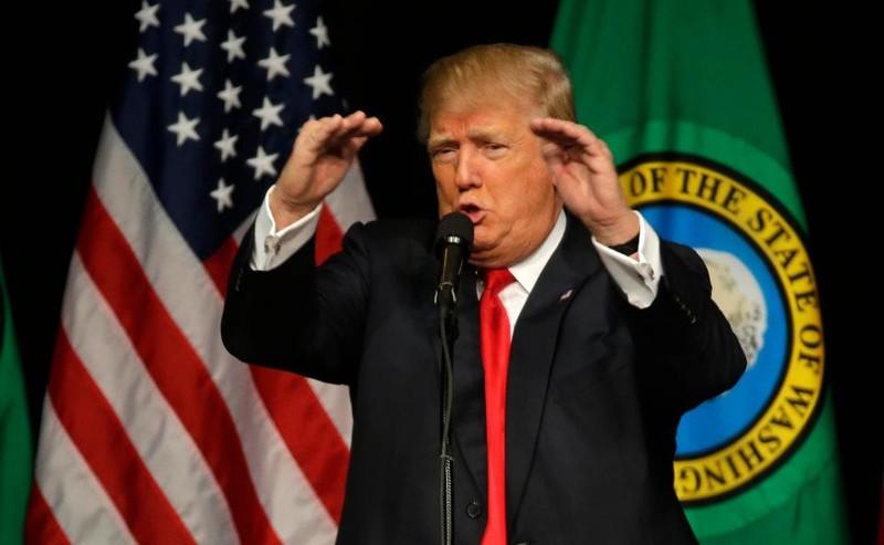Donald Trump công khai tài sản ròng 'khủng' hơn 10 tỉ USD - ảnh 1