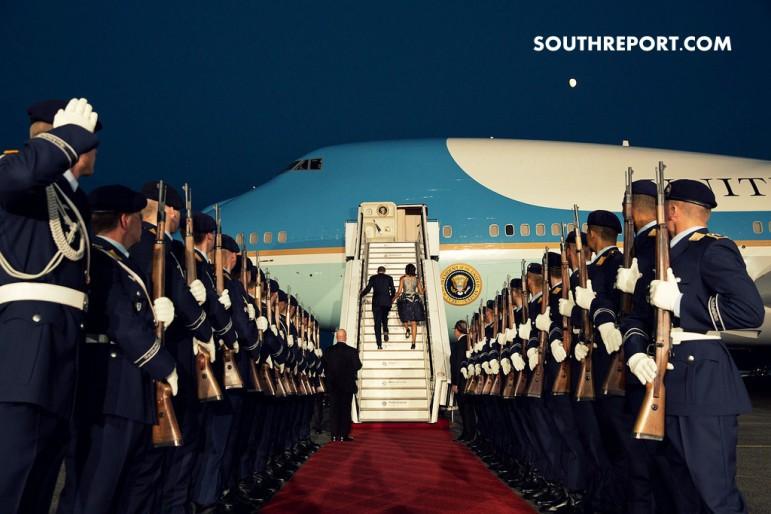 Khả năng 'bay không ngừng nghỉ' của chuyên cơ tổng thống Mỹ - ảnh 2