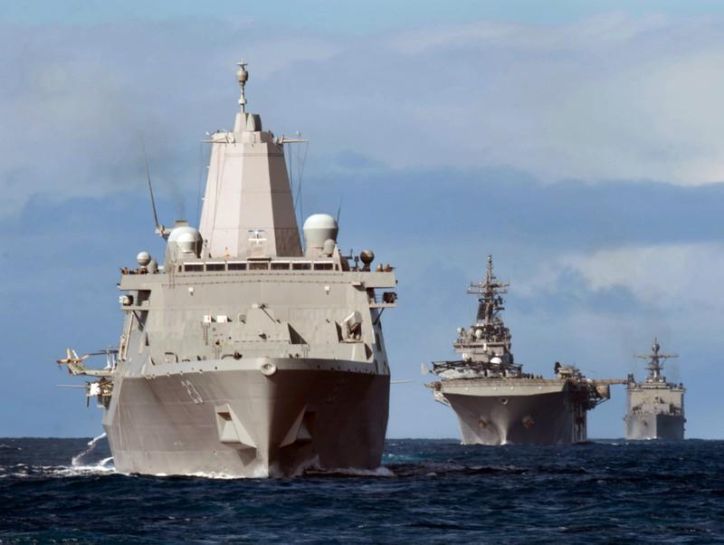 Đã đến lúc Mỹ đặt trọng tâm vào biển Đông - ảnh 1