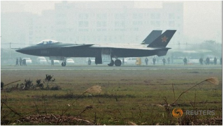 Máy bay tàng hình đầu tiên của Trung Quốc sắp đi vào hoạt động - ảnh 1