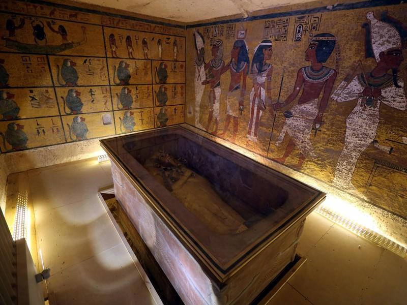 Dao của Pharaoh Ai Cập cổ đại làm từ vật chất ngoài hành tinh - ảnh 1