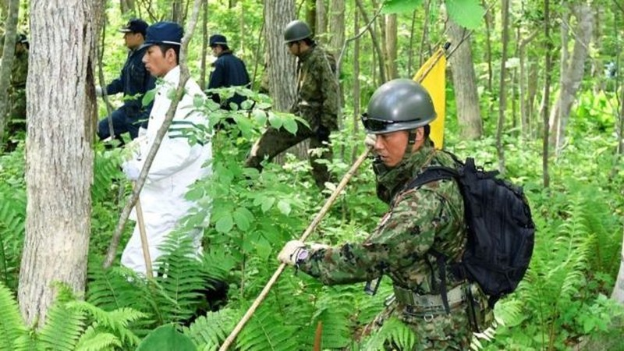 Cậu bé Nhật mất tích 6 ngày trong rừng sống sót kỳ diệu - ảnh 2
