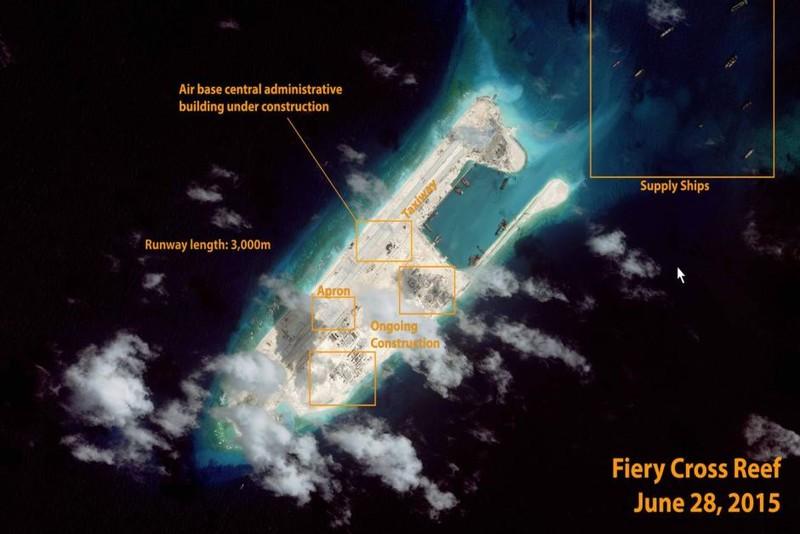 Bộ trưởng nhiều nước đồng loạt quan ngại về biển Đông - ảnh 2