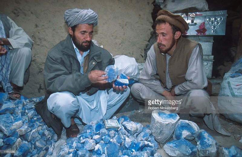 'Kho báu quốc gia' của Afghanistan đang bị xâu xé - ảnh 2