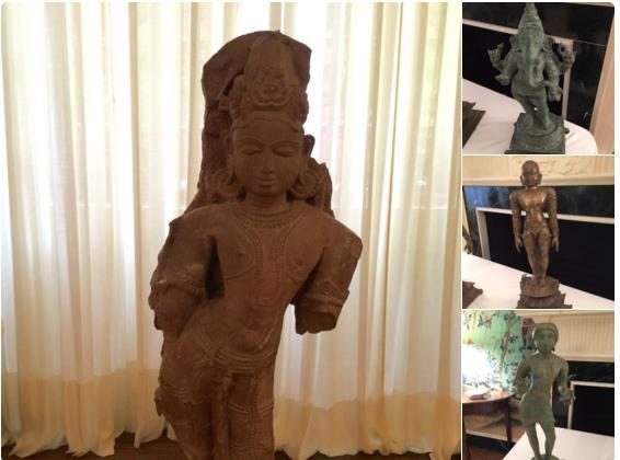 Mỹ trả lại cổ vật trị giá 100 triệu USD cho Ấn Độ - ảnh 2
