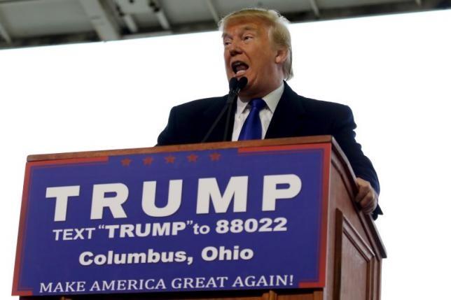 Donald Trump sẽ học tập 'gom bạc lẻ' như Bernie Sanders - ảnh 1