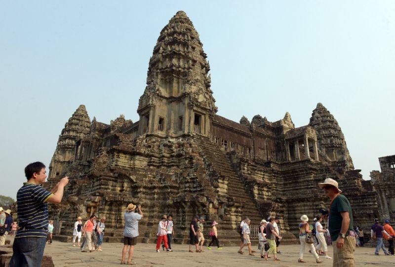 Sắp hé lộ thành phố huyền bí bị chôn vùi tại Campuchia - ảnh 1