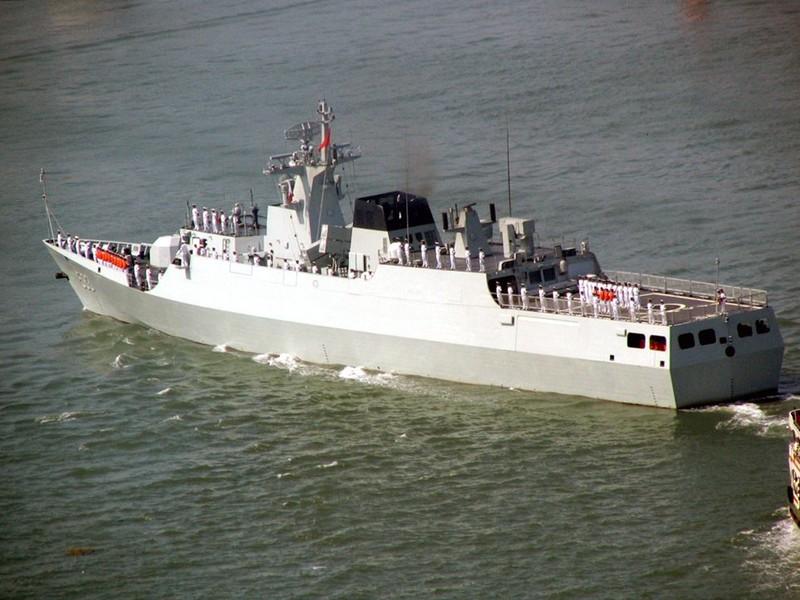 Trung Quốc điều thêm tàu săn ngầm đến biển Đông - ảnh 1