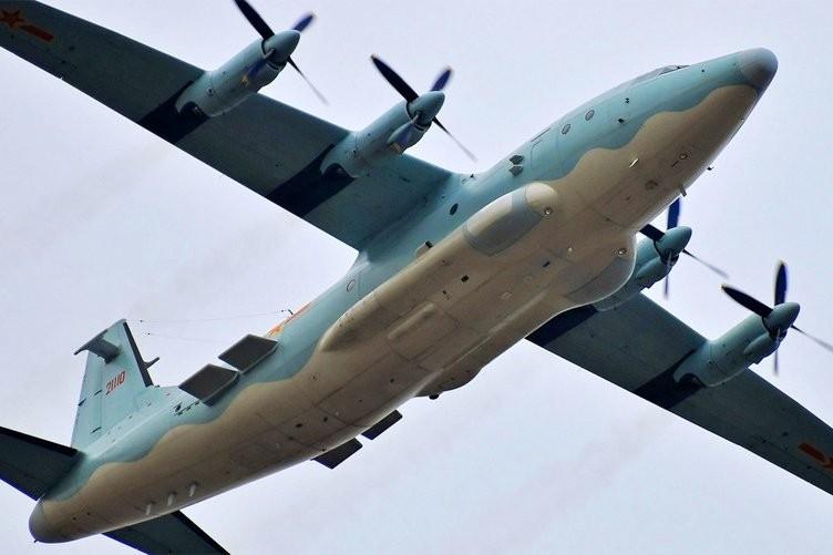 Trung Quốc đầu tư công cụ tâm lý chiến trên không - ảnh 1