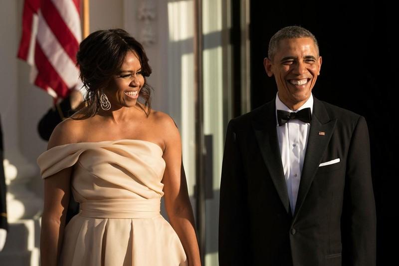 Đệ nhất phu nhân Mỹ tấm tắc khen ông Obama luôn 'ngầu' - ảnh 2