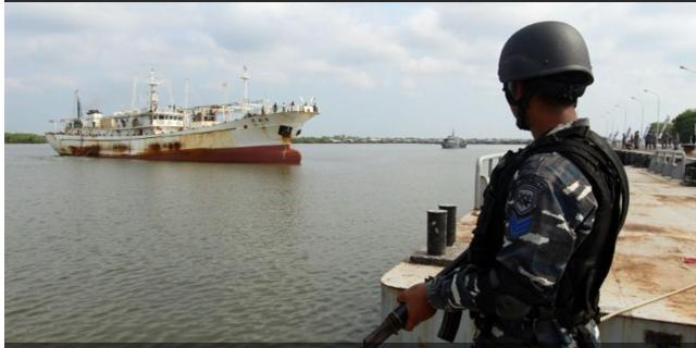 Trung Quốc cáo buộc Indonesia tấn công tàu cá Trung Quốc - ảnh 1