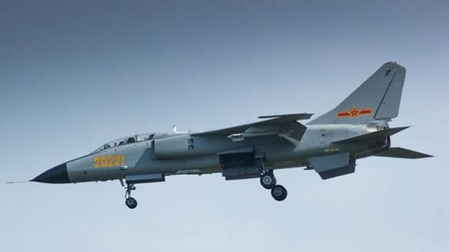 Ấn Độ tố máy bay Trung Quốc xâm phạm không phận - ảnh 1