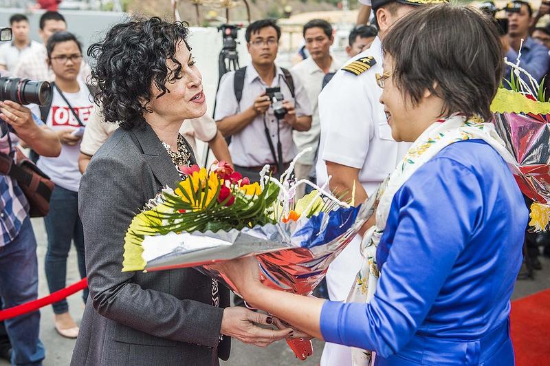 Tổng lãnh sự Mỹ tại TP.HCM được đề cử làm đại sứ tại Lào - ảnh 1