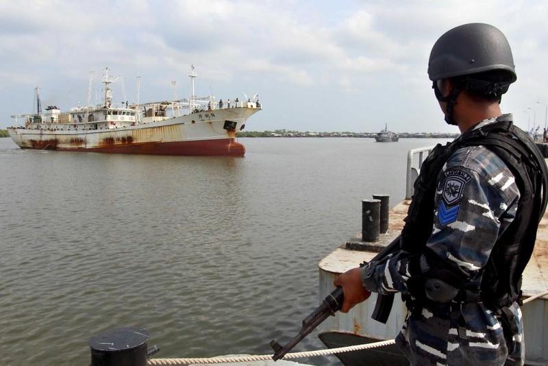 Indonesia bác bỏ lập trường của Trung Quốc về 'vùng biển chồng lấn' - ảnh 2
