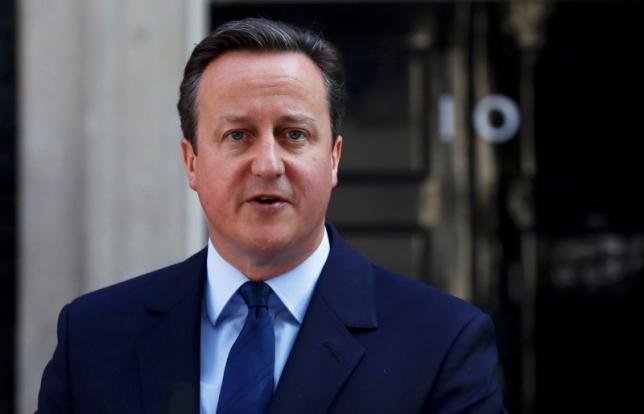 Canh bạc thất bại, Thủ tướng Anh tuyên bố từ chức - ảnh 1