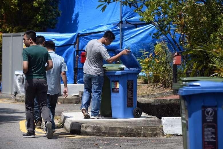 Cướp Ngân hàng Standard Chartered chấn động Singapore - ảnh 3