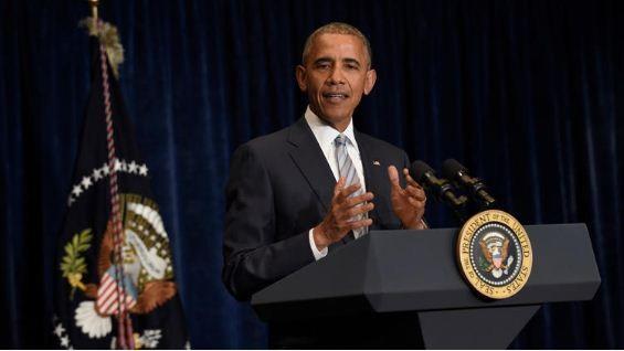 Cảnh sát Mỹ liên tiếp bị bắn, ông Obama rút ngắn công du - ảnh 1