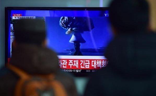 Triều Tiên ráo riết chuẩn bị thử hạt nhân? - ảnh 1