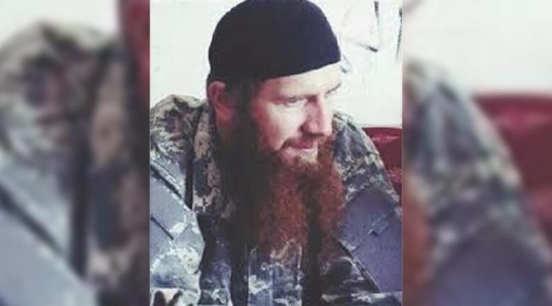 """""""Bộ trường chiến tranh"""" Abu Omar al-Shishani. Ảnh: REUTERS"""