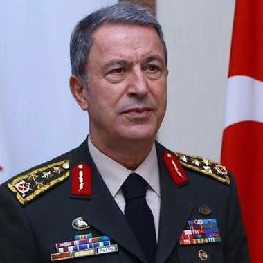 Thổ Nhĩ Kỳ giải thoát tham mưu trưởng, 34 tướng tá bị bắt vì đảo chính - ảnh 2
