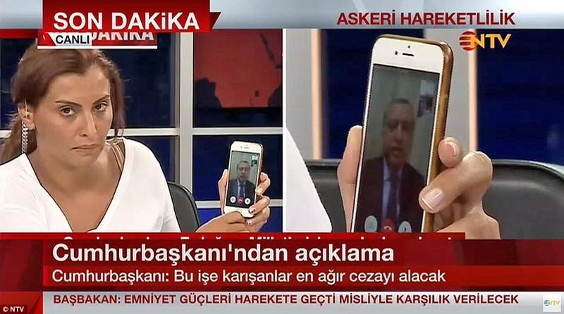 Ảnh: Toàn cảnh vụ đảo chính tại Thổ Nhĩ Kỳ - ảnh 6
