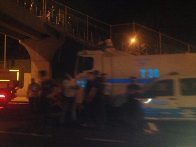 TP Istanbul đặt trong tình trạng báo động.