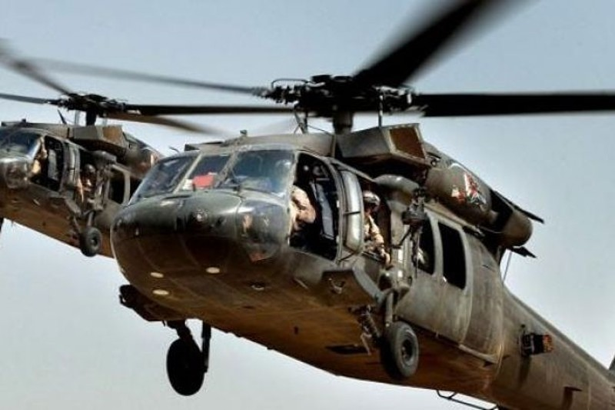 Có ít nhất 42 trực thăng quân sự mất tích trong cuộc binh biến ngày 16-7.