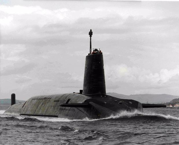 tàu ngầm tên lửa hạt nhân Trident