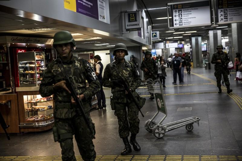 Brazil thông báo đã bắt giữ 10 đối tượng quốc tịch Brazil thề trung thành với tổ chức Nhà nước Hồi giáo tự xưng (IS)