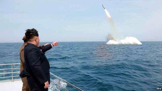 Phát hiện tàu ngầm Triều Tiên sát vùng biển Hàn Quốc - ảnh 2