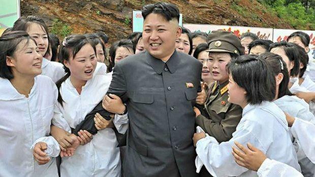 Ông Kim Jong-un đang đẩy mạnh sản xuất ngư nghiệp Triều Tiên trong bối cảnh đất nước bị thắt chặt cấm vận