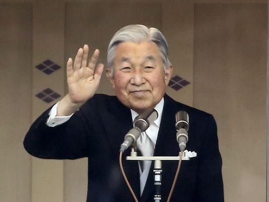 Nhật hoàng Akihito 'bóng gió' việc thoái vị, truyền ngôi - ảnh 2