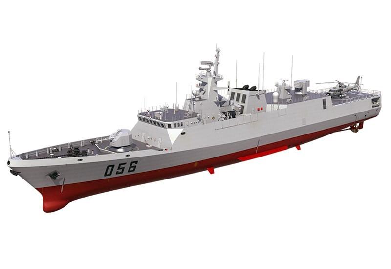 Tàu hộ vệ Type 056