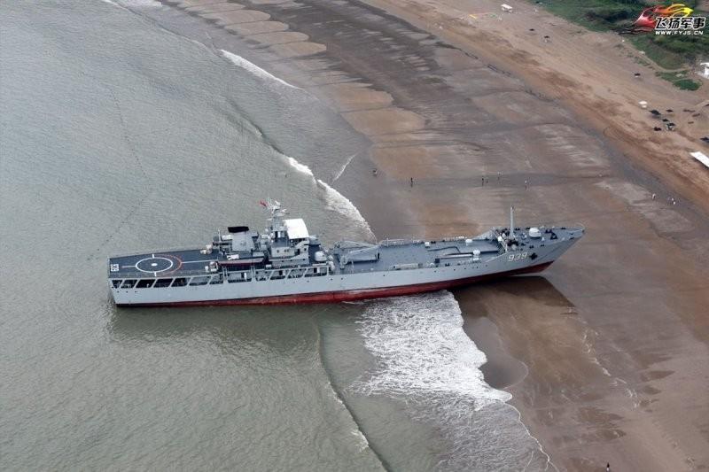 Tàu đổ bộ Type 072A
