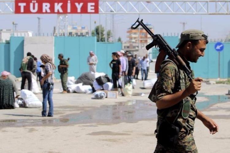 Thổ Nhĩ Kỳ can thiệp vào Syria