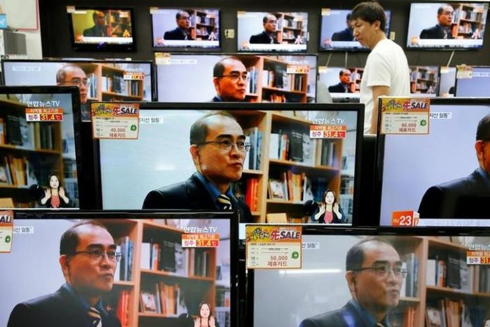 quan chức ngoại giao Triều Tiên đào tẩu sang Hàn Quốc