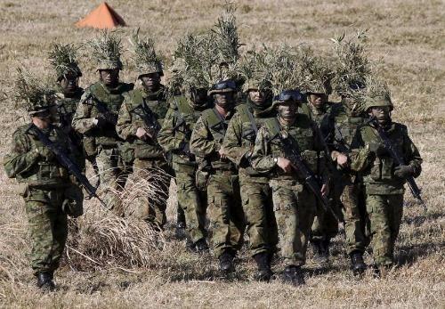 Nhật Bản chuẩn bị cho chiến dịch viễn chinh