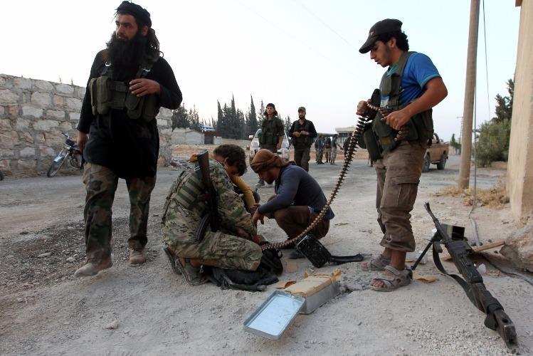 Thổ Nhĩ Kỳ giao tranh ác liệt phía bắc Syria - ảnh 2