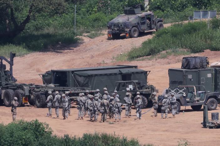 Tập trận Mỹ-Hàn đang dẫn tới 'bờ vực chiến tranh'?