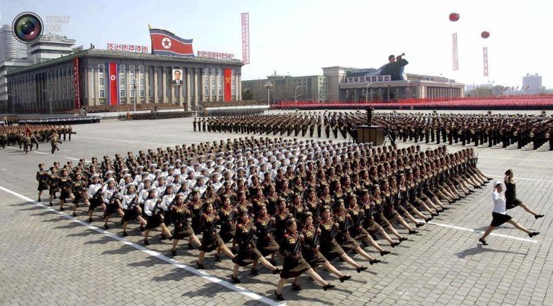 Quân đội Triều Tiên vừa nâng cấp độ cảnh giác lên mức cao nhất