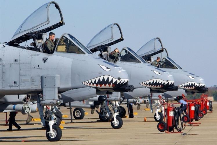 Không quân Mỹ thiếu tiền cho tham vọng 'cảnh sát thế giới'