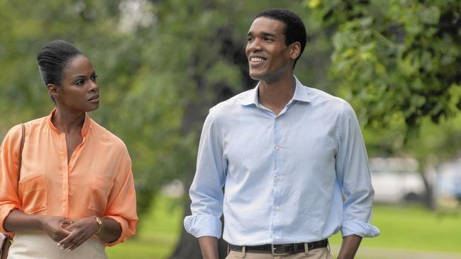 Phim về chuyện tình vợ chồng Obama gây bão Hollywood
