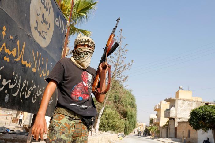Thổ Nhĩ Kỳ muốn quét sạch khủng bố tại biên giới Syria