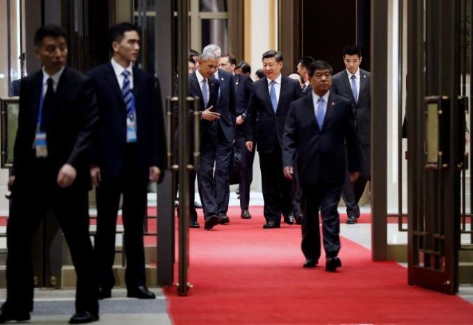 Trung Quốc chặn cố vấn an ninh Mỹ: Ông Obama lên tiếng - ảnh 1